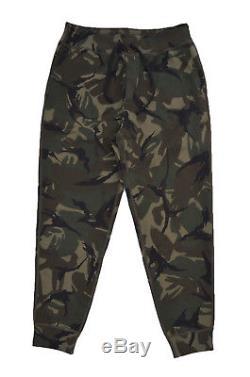 Polo Ralph Lauren Men's Cotton Jogger Sweatpants GREEN Camouflage S M L XL XXL