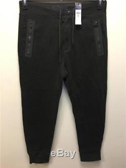 Polo Ralph Lauren Men's Medium Olive Birdseye Jogger Pants NWT MSRP $185