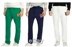 Polo Ralph Lauren Men's Varsity Jogger Sweatpants Pants Vintage Hi Tech CP93 XXL