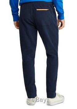 Polo Ralph Lauren Performance Men's Navy Great Outdoors Fleece Jogger Pants