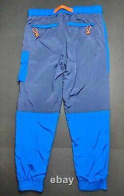 Polo Sport Ralph Lauren Men's Pacific Blue Water-Repellent Utility Jogger Pants