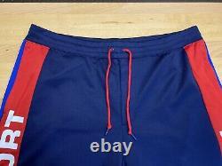 Polo Sport Ralph Lauren Retro Color Block Track Pants Jogger Men's Size 2XL