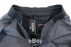 Rhone Black Gray Large 34-36 Performance Spar Jogger Jog Pants Mens Nwt New