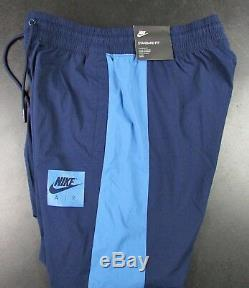 SZ MEDIUM Nike Air Max Sportswear Skinny Fit Woven Pants Mens Joggers 886054-451
