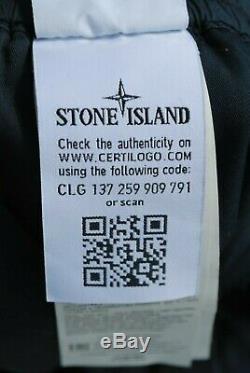 Stone Island Cargo Utility Pants Joggers Mens Cuffed W 33 / L 30