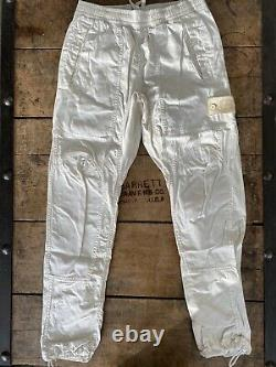 Stone Island Shadow Project Ghost Ss18 Pant White 30