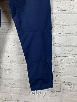 Stone Island Shadow Project Royal Blue Trousers Size 28 W & 29 L New With Tags