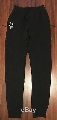 Under Armour Mens Project Rock Joggers Sweat Pants S Small NWT 131220-001
