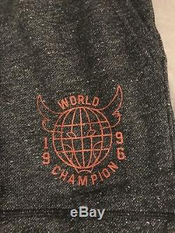 Under Armour Mens UA x Project Rock 96 World Champion Jogger Pants Sz Medium