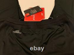 Under Armour Run Gore-Tex Windstopper Pants Black 1318016-001 Mens Size Small