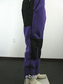 Unisex Mens TNF The North Face 95 Retro Denali Full Zip Fleece Pants Hero Purple